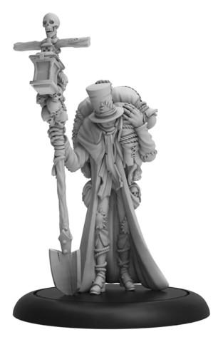 Grave Ghoul – Grymkin Solo (metal/resin)